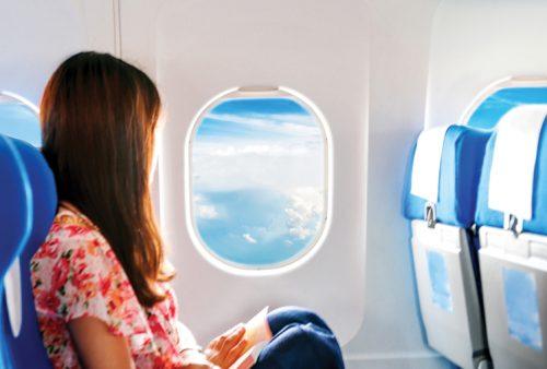 Vos oreilles lors d'un voyage en avion
